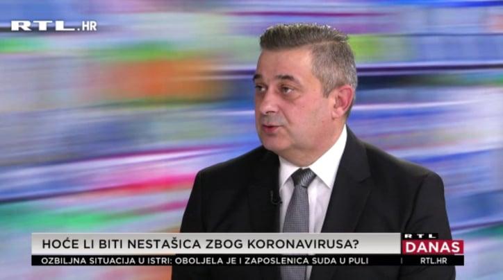 """Ivica Katavić u RTL-u DANAS: Mislim da će sad više nego ikad krilatica """"Kupujmo hrvatsko"""" doći do izražaja"""