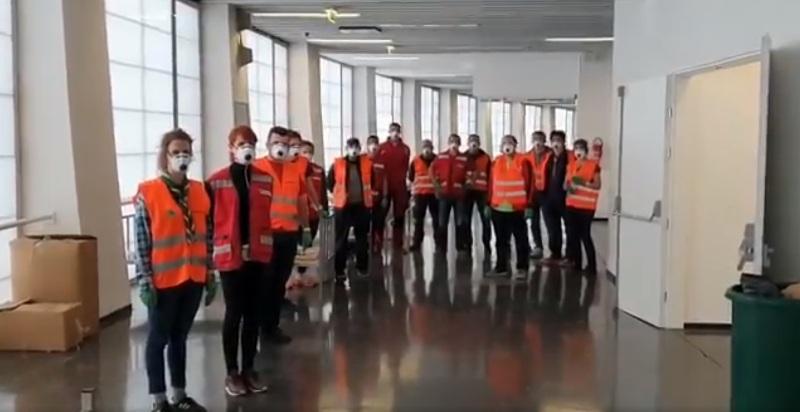 Vojska će pomoći i u Areni Zagreb