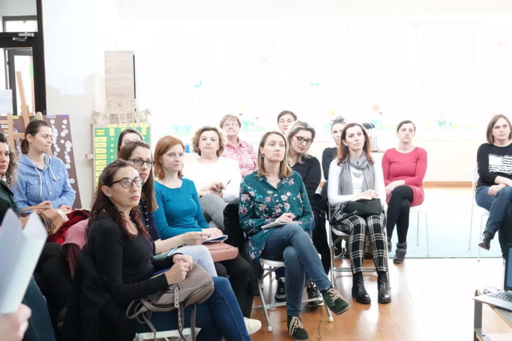 Održano predavanje u sklopu EU dana logopedije