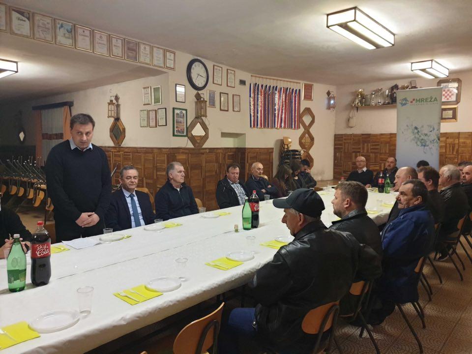 Ivica Srbljinović: Ogranak Mreže Gornja Rijeka ima jasnu viziju i strategiju razvoja naše općine
