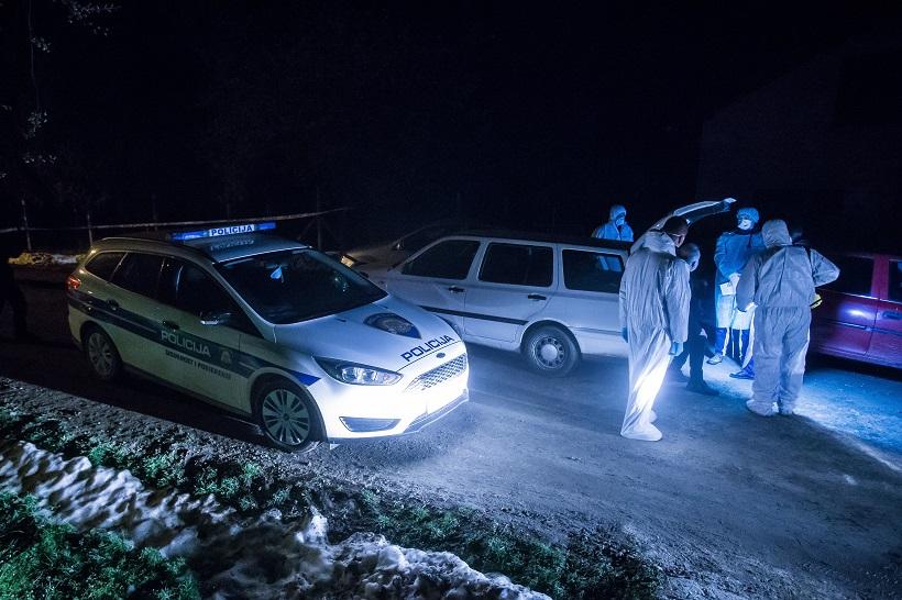 UBIJEN MUŠKARAC Muškarac pucao i na policiju
