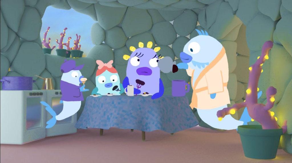 """Prijatelji životinja pozivaju na večernju projekciju edukativnih animiranih filmova o ribi Jadranu """"Ribe se vole, a ne love"""""""