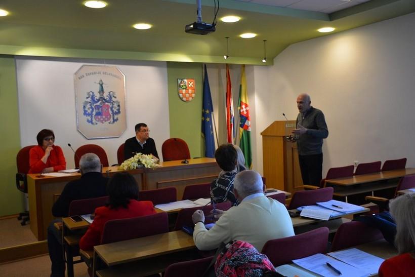 Održana sjednica Savjeta za zdravlje Bjelovarsko-bilogorske županije