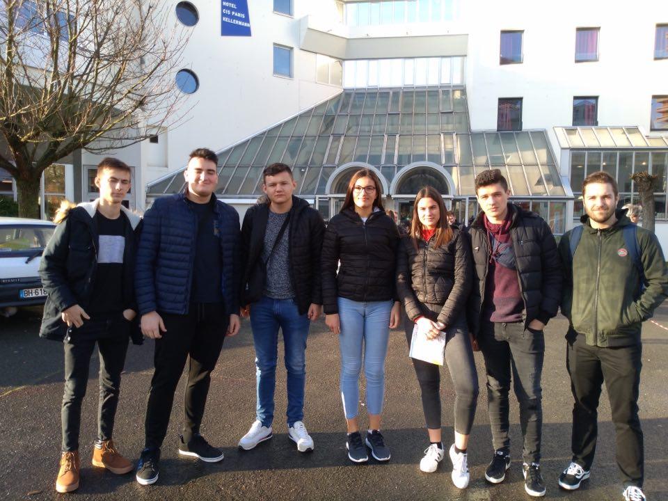 Studenti Visokog gospodarskog učilišta u Križevcima i učenici Srednje gospodarske škole Križevci boravili u Parizu