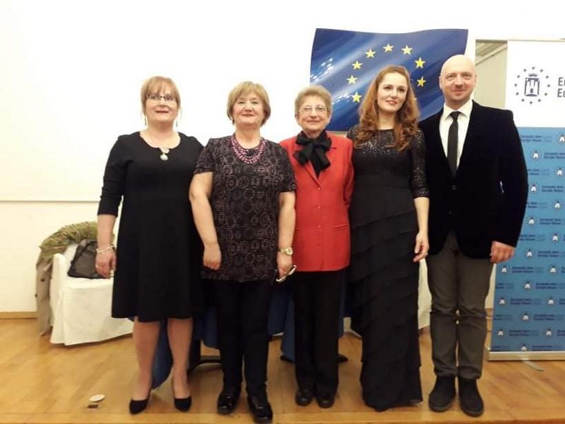 Vrbovečka Udruga Osebunjek gostovala na poetsko-glazbenoj večeri u Zagrebu