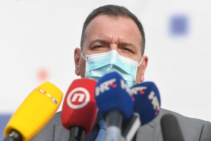 Ministar Beroš: Arena je sigurna, neki zdravstveni objekti izvan funkcije