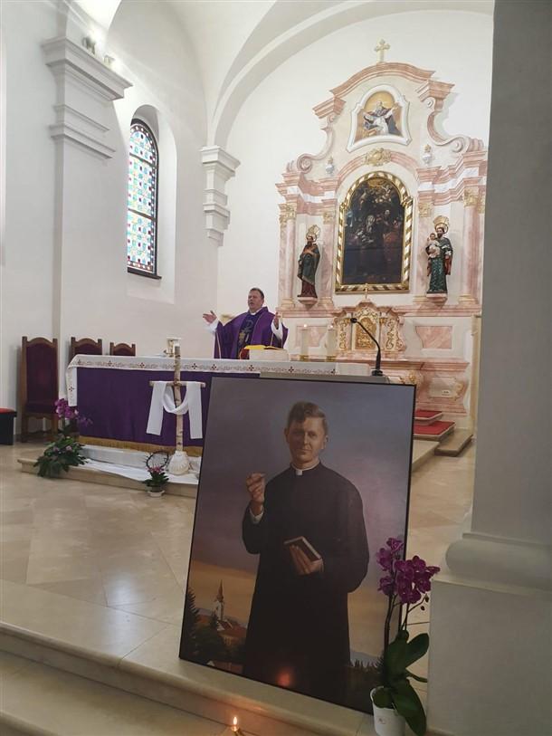 Održan spomen 52. godišnjice smrti Stjepana Kranjčića u Križevcima