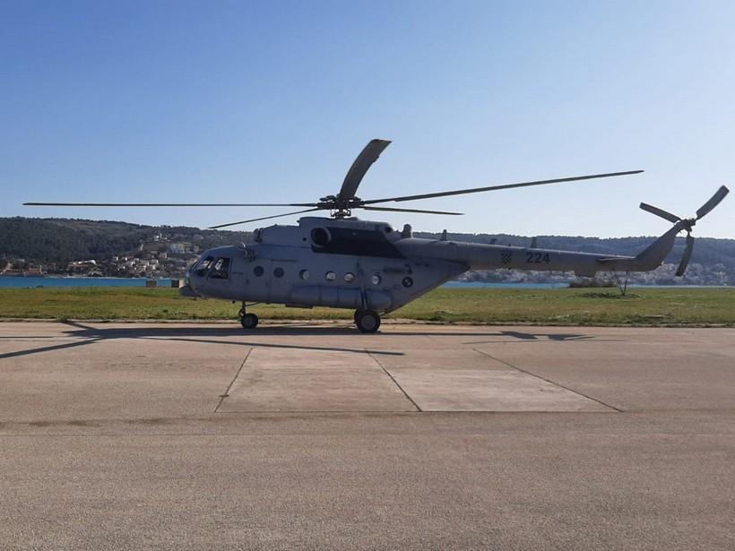Hrvatska vojska osigurala dva helikoptera za prijevoz oboljelih od koronavirusa