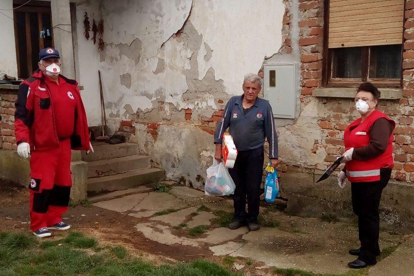 Gradsko društvo CK Koprivnica: 'Projektom 'Paketić spasa' pomogli smo 400 obitelji u 11 općina'