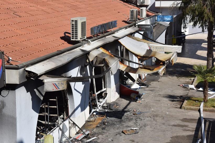 U centru grada raznesli bankomat; policija istražuje slučaj