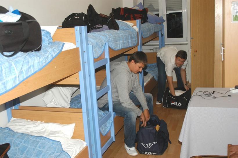 Dom učenika srednjih škola Bjelovar četvrti objekt koji se prenamjenjuje u borbi protiv koronavirusa