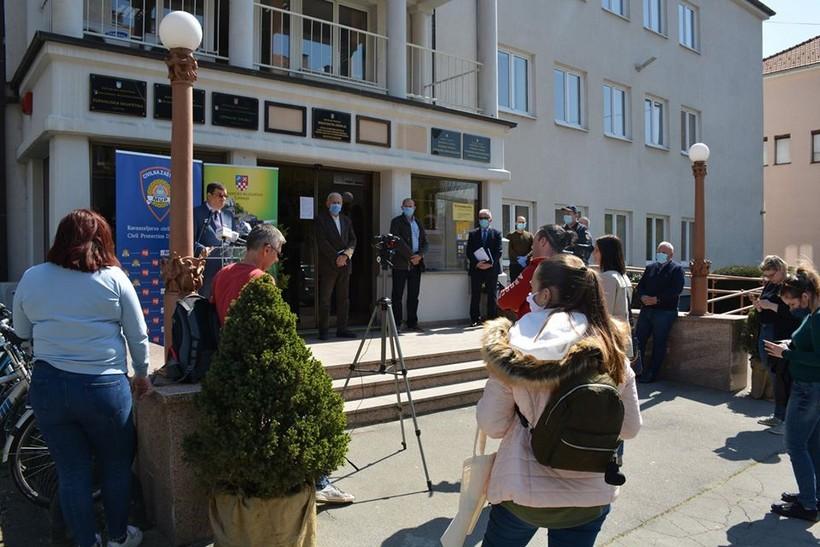 Novi slučaj koronavirusa u Bjelovarsko-bilogorskoj županiji