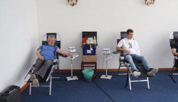 Akcija dobrovoljnog darivanja krvi u Križevcima
