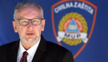 Božinović najavio promjene u policiji: 'Nakon godina bezuspješnih pokušaja, uvest ćemo snimanje kod postupanja  policajaca'