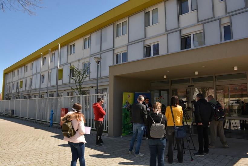 Domu učenika srednjih škola Bjelovar koristit će se za smještaj medicinskog osoblja koji rade na na zbrinjavanju pacijenata zaraženih koronavirusom