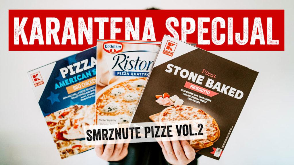 [VIDEO] Testirali smo smrznute pizze; jesu li dobre, jestive i isplative, provjerite u novoj epizodi Gastro tražilice!