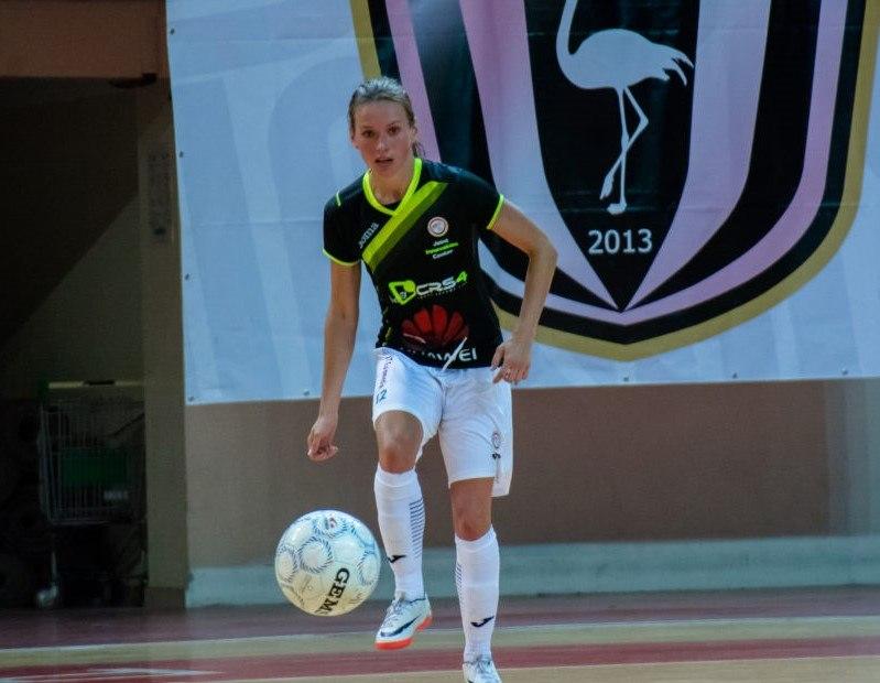 NOGOMET I KORONAVIRUS Križevčanka Tihana Nemčić igrala je u Italiji