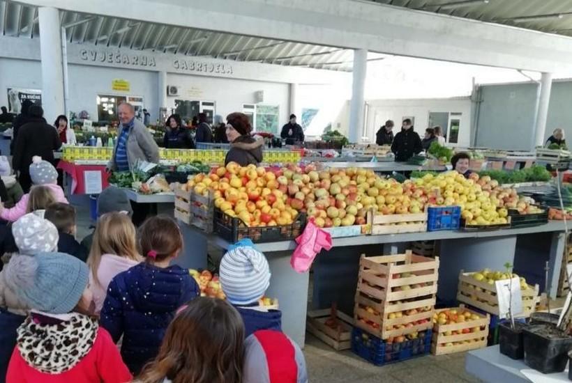 Đurđevačka tržnica spremna za otvaranje, čeka se još samo odluka Nacionalnog stožera