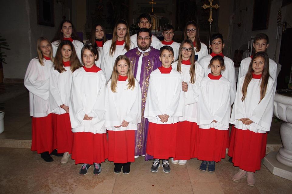 Veliki tjedan u župi svetog Vida u Vrbovcu