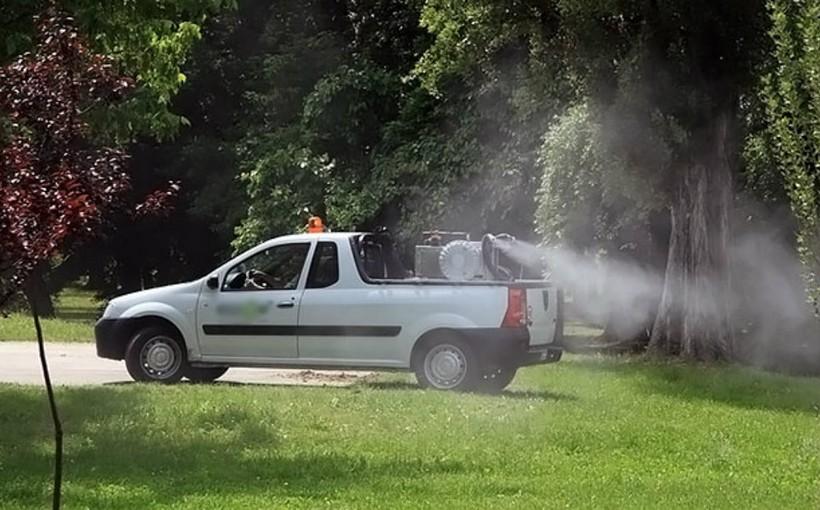 U Ivanić Gradu u ponedjeljak dezinsekcija komaraca