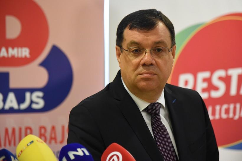 Damir Bajs: Nakon već dvije uzastopne HDZ-ove vlade vrijeme je za promjene i novi početak