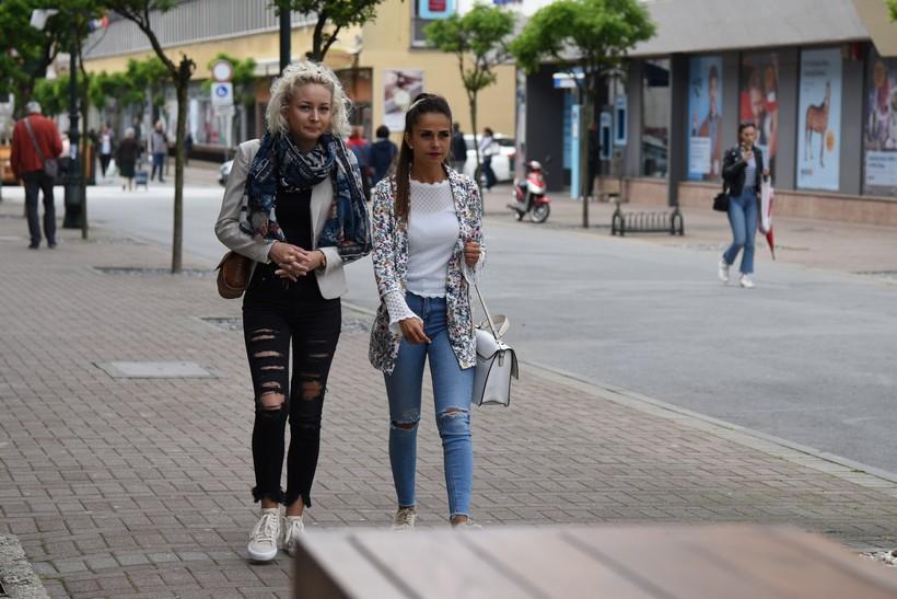 FOTKALO 📸 Subotnje prijepodne u Bjelovaru kao prije koronakrize