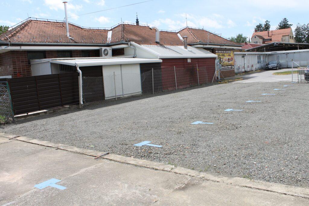 Uređena nova parking mjesta na koprivničkoj Gradskoj tržnici