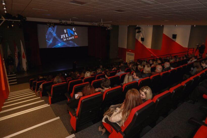 Kino Zelina otvara svoja vrata, no na malo drugačiji način