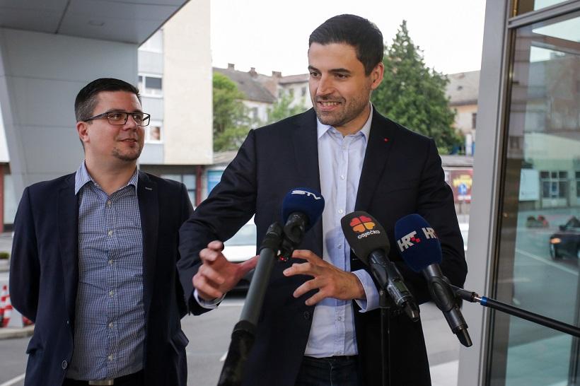 Izborni stožer SDP-a u Osijeku istaknuo problem s komarcima