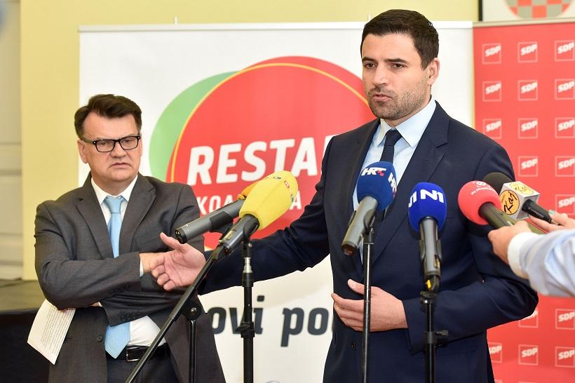 SDP MEĐIMURSKE ŽUPANIJE OSTAO BEZ PREDSJEDNIKA? Bernardić u Restart koaliciji želi i bivšeg HNS-ovog župana