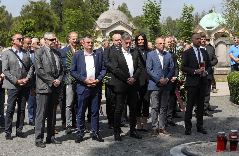 Domovinski pokret obilježio Dan sjećanja na žrtve Bleiburga