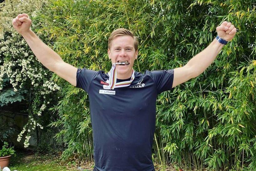 Filip Zupčić dočekao brončanu medalju za treće mjesto u veleslalomu