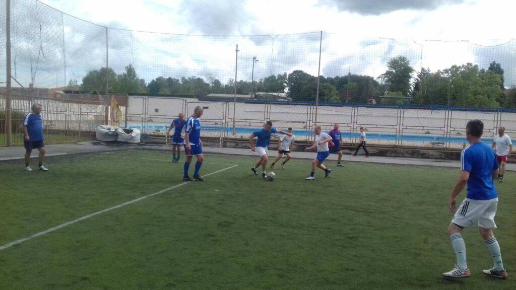 Nogometna rekreacija u Križevcima
