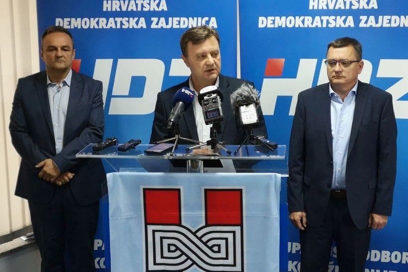 Koprivničko-križevački HDZ otkrio koga će iz svojih redova predložiti za Sabor