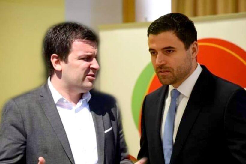 Bernardić 'opalio' po bjelovarskom gradonačelniku i optužio ga za korupciju