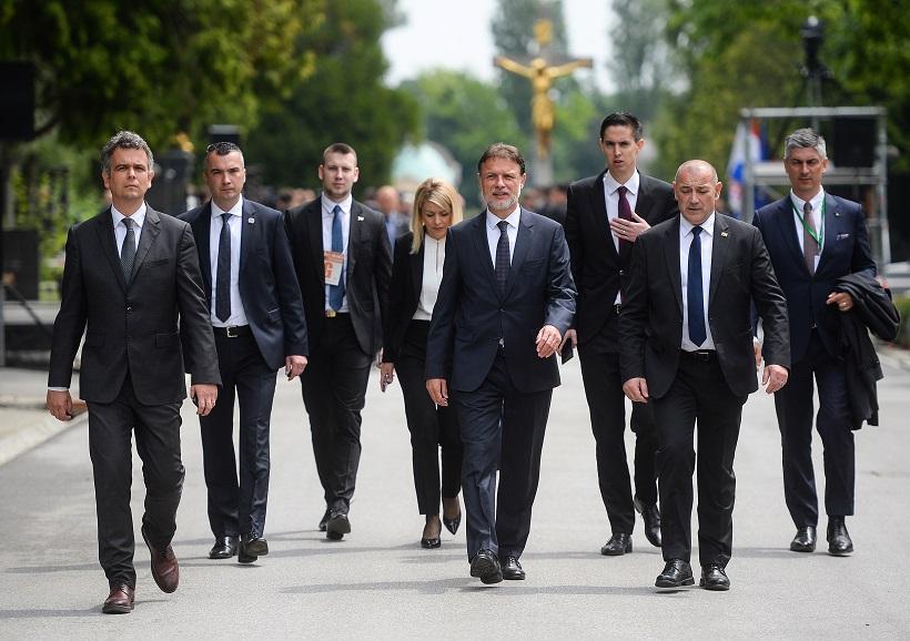 Obilježena 75. obljetnica Bleiburške tragedije i Križnog puta na Mirogoju