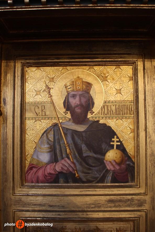 Konstantin Veliki – Svetac Istočne Crkve