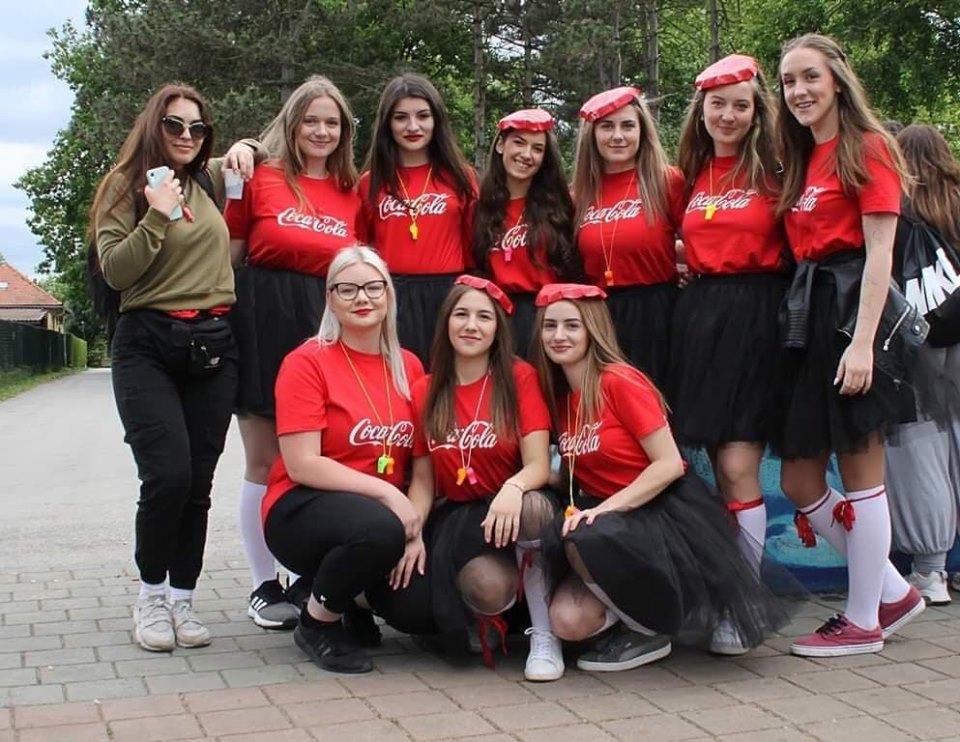 Najljepši pozdravi od maturantica iz Varaždina
