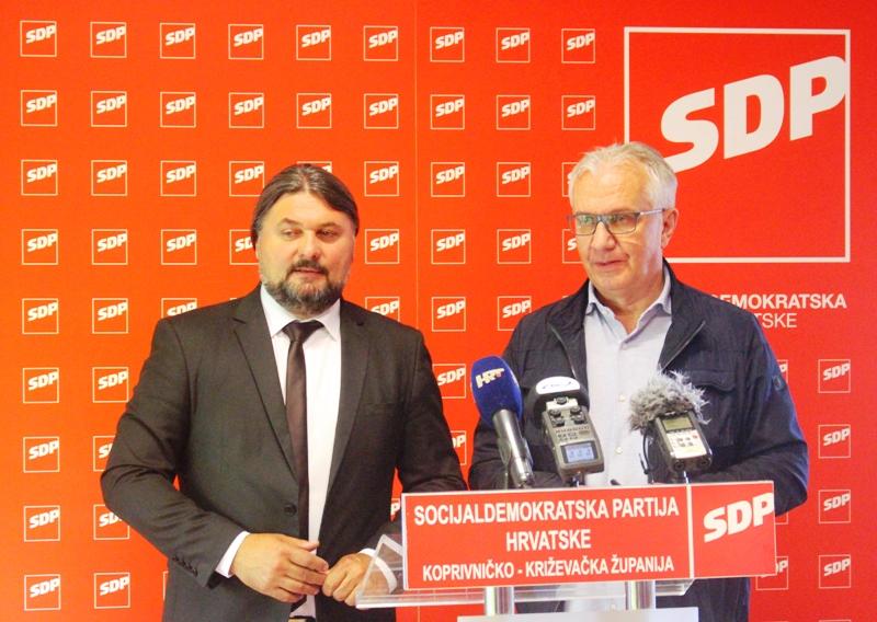 Kešer: 'Hrg, Felak, Lacković i Madjer više ne smiju biti saborski zastupnici' | Ostojić: 'Koprivničko-križevačka županija je postala županija slučaja i afera'