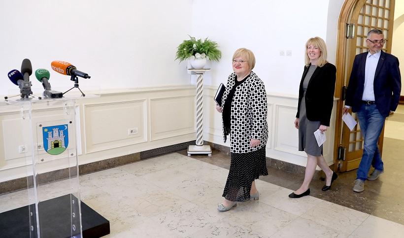 Anka Mrak Taritaš ide na parlamentarne, a priprema se i za lokalne izbore