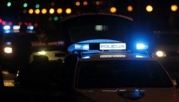 Za vikend dvoje poginulih na hrvatskim prometnicama