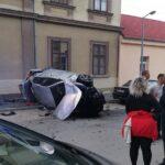 SJEĆATE SE STRAŠNE PROMETNE Podignuta optužnica protiv neodgovornog 26-godišnjaka: 'Audijem se zaletio u BMW i prevrnuo ga na bok'