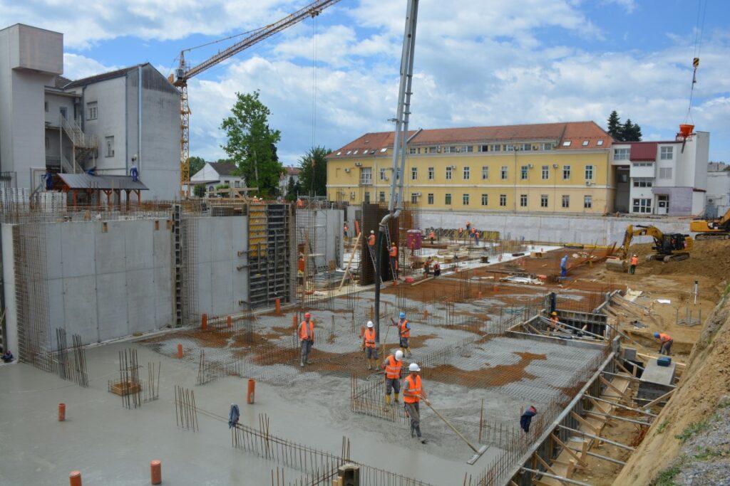 🎦 Križevački Radnik u Bjelovaru gradi najveći i najvrijedniji objekt u zdravstvu u RH