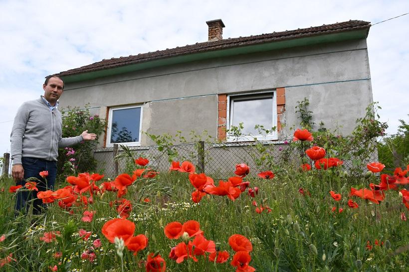 Načelnik Sabolić: Četiri obitelji kupile su kuću za jednu kunu