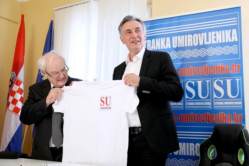 Miroslav Škoro: Sve je oko INE čudno, od onoga što je napravio SDP i Ivo Sanader