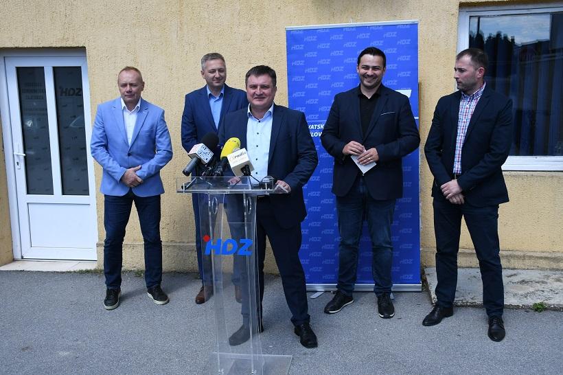 Miro Totgergeli (HDZ): SDP se u Bjelovarskoj-bilogorskoj županiji krpa s Bajsom