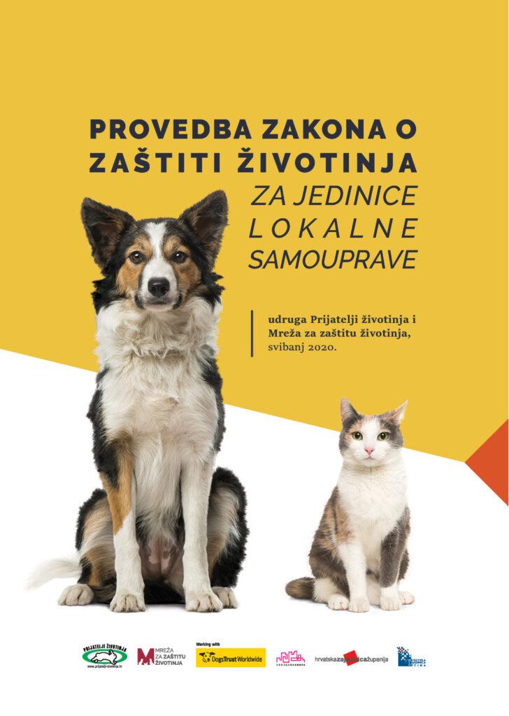 Sve o provedbi Zakona o zaštiti životinja na jednome mjestu | Prijatelji životinja i Mreža za zaštitu životinja objavili korisnu brošuru za lokalne zajednice