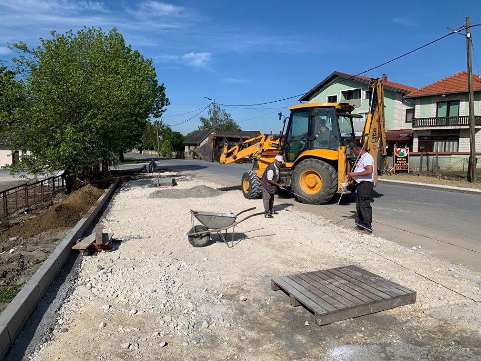 Sveti Ivan Žabno će dobiti dva asfaltirana parkirališta, a radi se i na vodoopskrbnoj mreži