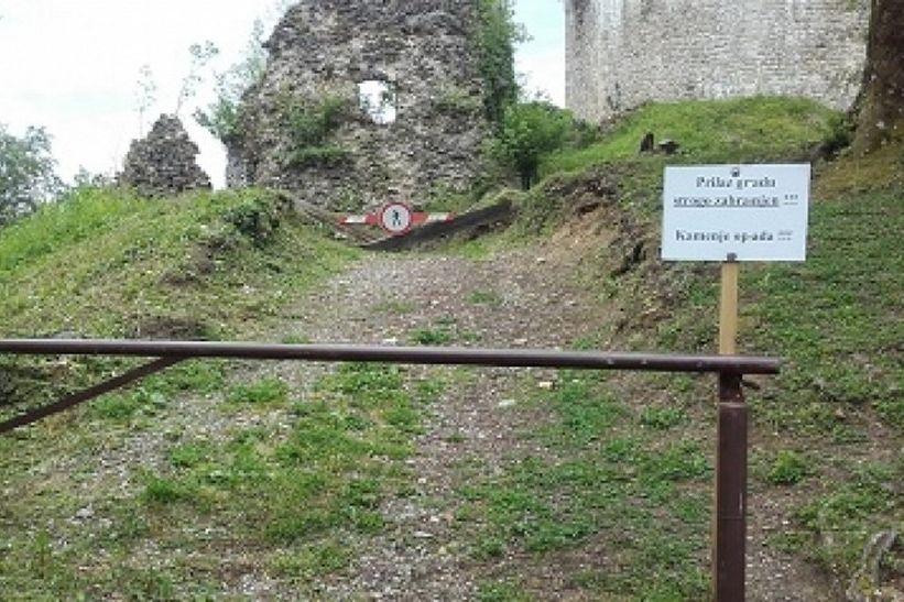 Zabranjene posjete Zelingradu