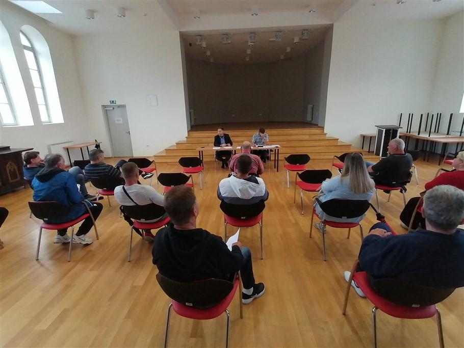 Održana redovna Skupština Zajednice sportskih udruga Križevci: Skupštinari jednoglasno usvojili izvješća i odluke